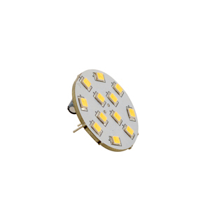 AMPOULE LED BROCHES ARRIERES GU4